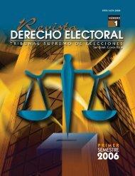 1 - Tribunal Supremo de Elecciones
