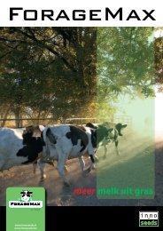meer melk uit gras - Innoseeds