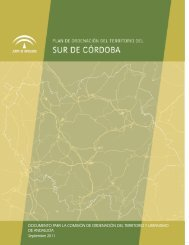 Documento COTUA - Federación Andaluza de Municipios y Provincias