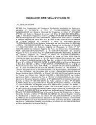 resolución ministerial nº 273-2006-tr - Ministerio del Trabajo y ...