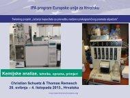 IPA program Europske unije za Hrvatsku