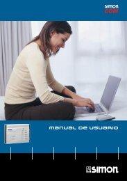 Manual usuario Simon Com