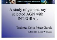A study of gamma-ray selected AGN with INTEGRAL