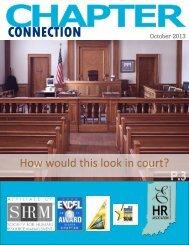 October 2013 Newsletter - Evansville-Area Human Resource ...
