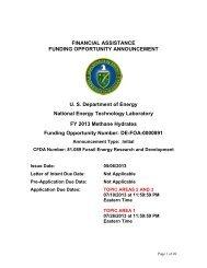 DE-FOA-0000891 - Florida Energy Systems Consortium