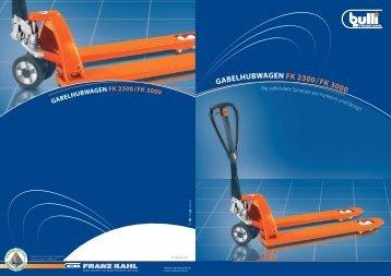 GABELH UBWAGEN FK 2300/FK 3000 - fk-shop.biz