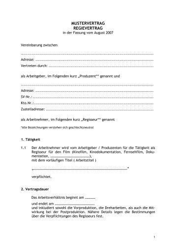Niedlich Vertragsvorlage Für Dritte Galerie - Dokumentationsvorlage ...
