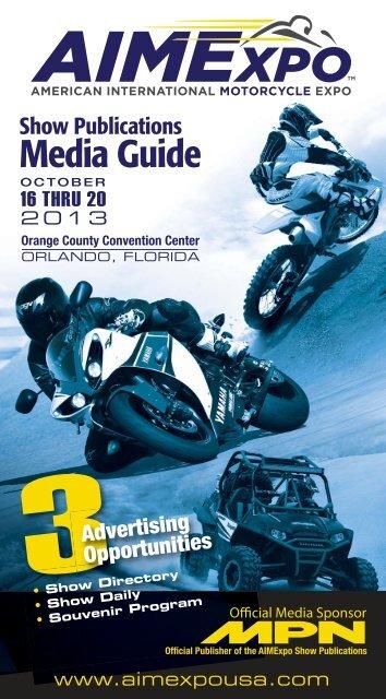 Show Publications Media Guide - Babcox