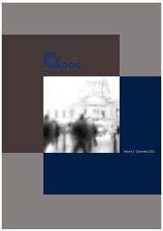 Report 3 - December 2001 - CAIN - University of Ulster