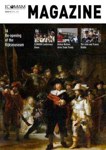 Download issue 10, April 2013 (PDF 3MB)