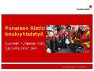 Mita kouluyhteistyö on.pdf - RedNet - Punainen Risti