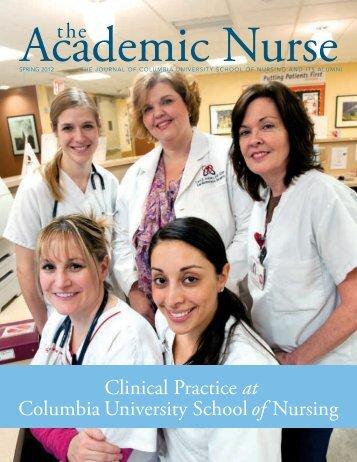 Academic Nurse - Columbia University Medical Center