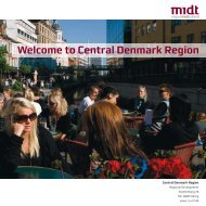 Welcome to Central Denmark Region