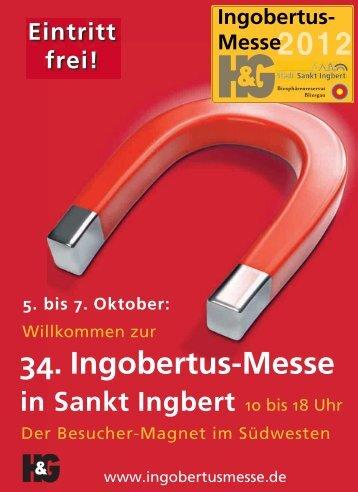 34. Ingobertus-Messe - Stadt St. Ingbert