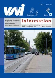 Information - VSVI Niedersachsen eV