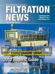 2011 Buyers' Guide 2011 Buyers' Guide - International Fiber Journal