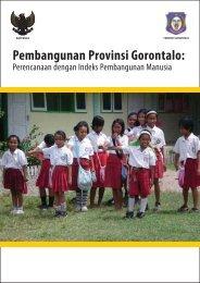 Pembangunan Provinsi Gorontalo - UNDP