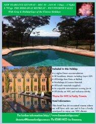 Brochure - Finesse Bridge Club