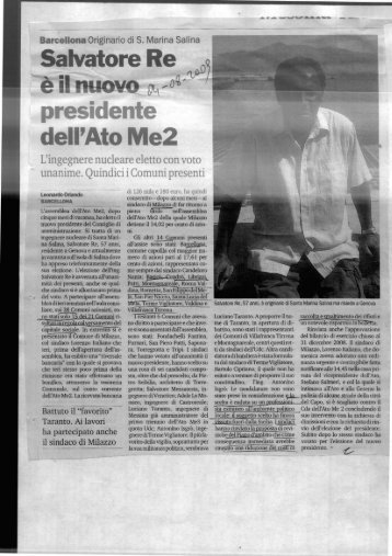 ATO2- Presid. Salvatore RE - Dialogoweb.org