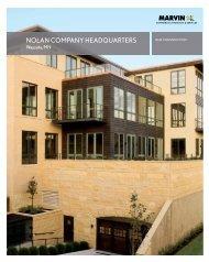 NOLAN COMPANY HEADQUARTERS - Marvin Windows and Doors