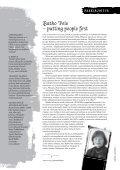 Suomi-Etelä-Afrikka-seura ry:n jäsenjulkaisu 1|2009 - Page 3