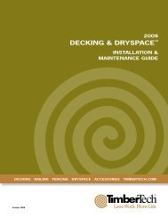2009 decking & dryspacetm installation ... - Vinyl Mart Depot!