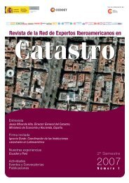 Nº 1 Revista Digital de la REI en Catastro - CPCI