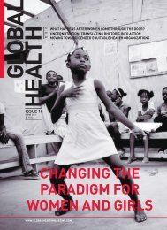 Global Health Magazine - Bread for the World
