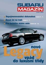 Deset let - Subaru