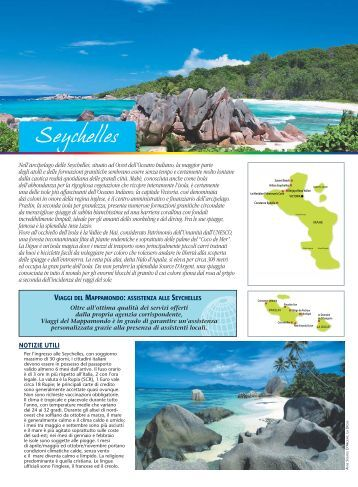 Seychelles - Viaggi del Mappamondo