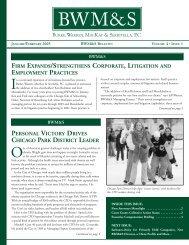 Bulletin Vol 4 Issue 1 Jan Feb 05 - Burke, Warren, MacKay ...