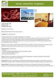 Aktuelles Angebot: - Eventreisen - Trierischer Volksfreund