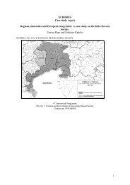 A case study on the Italo-Slovene border. Enrica Rigo