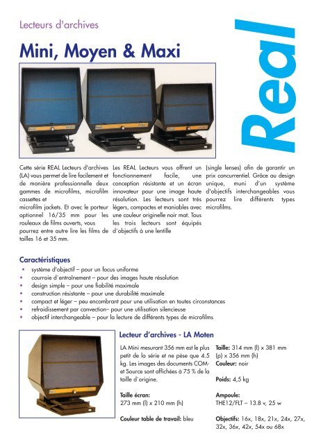 real - french - The Microfilm Shop