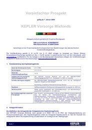 KEPLER Vorsorge Mixfonds VVKP 7.01.0_neu - boerse-live.at