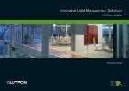 Innovative Light Management Solutions - Lutron Lighting Installation ...