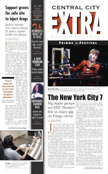 The New York City 7 - San Francisco Study Center