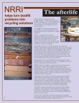 he Afterlife of Mattresses - Natural Resources Research Institute - Page 2