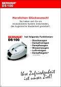 BERNINA DS100 - Streicher GmbH - Seite 2