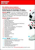 BERNINA DS100 - Streicher GmbH - Seite 6