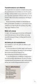 Downlights Halogen och LED - Gelia - Page 5