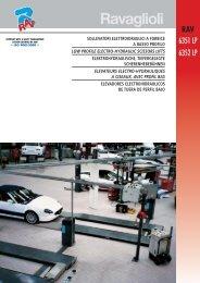 RAV 6351 6352 UNICO pdf - RAVAGLIOLI SpA