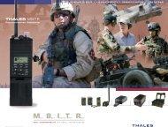 M B I T R - Thales Communications, Inc.