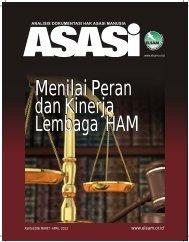 Buletin Asasi Elsam Edisi Maret-April 2013