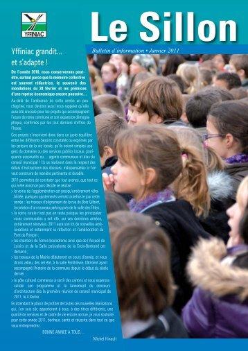 Le Sillon de Janvier 2011 - Yffiniac