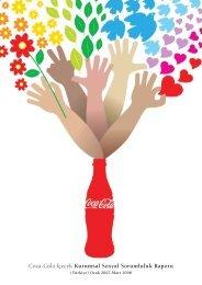 KSS Raporu Ocak 2007 - Mart 2008 - Coca Cola İçecek