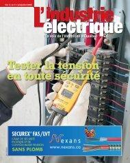 Tester la tension en toute sécurité - Electrical Business Magazine
