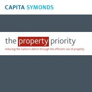 the property priority - Capita Symonds