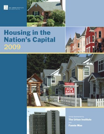 Housing in the Nation's Capital - Urban Institute