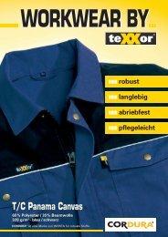 Flyer Arbeitskleidung